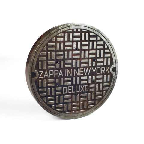 √Zappa In New York (5CD Tin Box) von Frank Zappa - CD jetzt im Bravado Shop