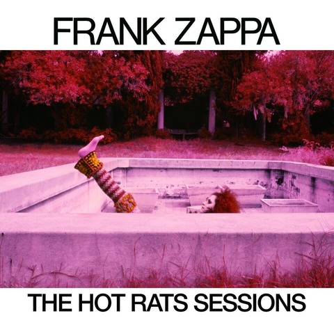 √The Hot Rats Sessions (6CD Box Set) von Frank Zappa - Box jetzt im Bravado Shop