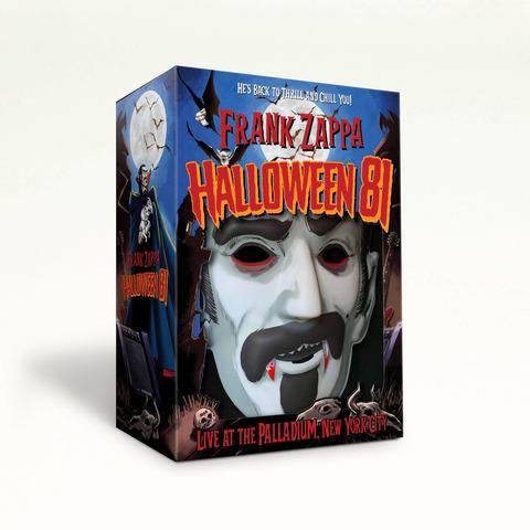 √Halloween 81 (Ltd. 6CD Costime Box) von Frank Zappa - Box set jetzt im Bravado Shop