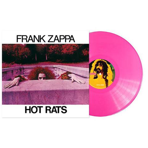 √The Hot Rats Sessions (Pink Vinyl) von Frank Zappa - LP jetzt im Bravado Shop