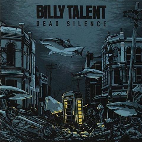 √Dead Silence von Billy Talent - CD jetzt im Bravado Shop