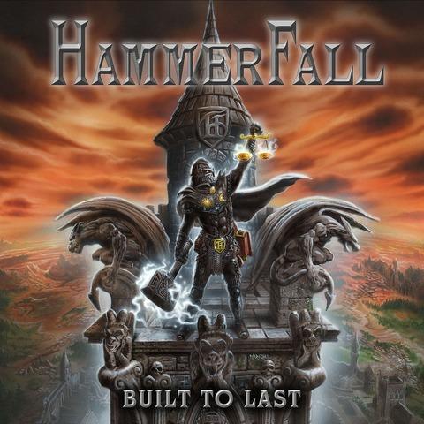 √Built To Last von Hammerfall - CD jetzt im Bravado Shop
