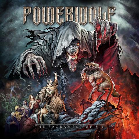 √The Sacrament of Sin von Powerwolf - CD jetzt im Bravado Shop