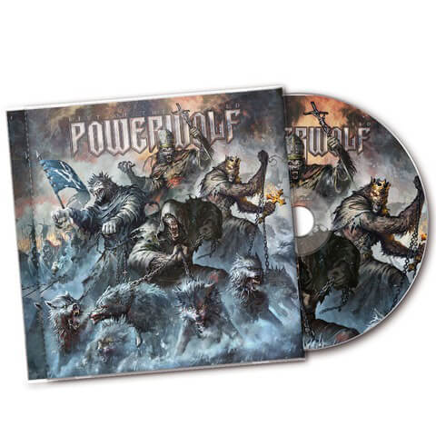 √Best Of The Blessed von Powerwolf - CD jetzt im Bravado Shop