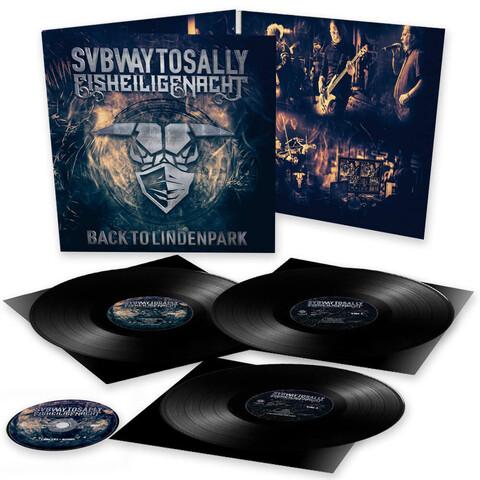 √Eisheilige Nacht: Back To Lindenpark (3LP Gatefold + DVD) von Subway To Sally - 3LP + DVD jetzt im Bravado Shop