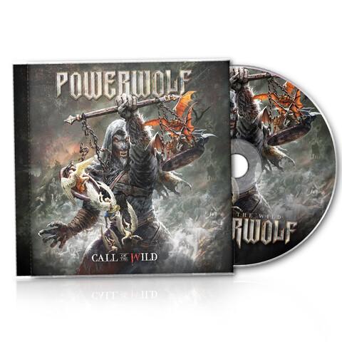 √Call Of The Wild von Powerwolf - CD jetzt im Bravado Shop