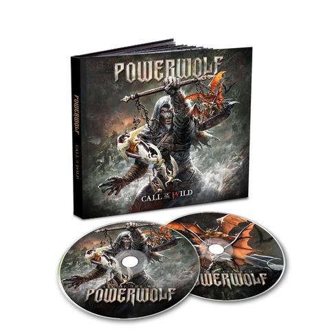 √Call Of The Wild (2CD Mediabook) von Powerwolf - 2CD jetzt im Bravado Shop