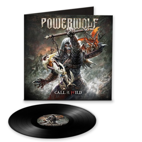 √Call Of The Wild (LP) von Powerwolf -  jetzt im Bravado Shop