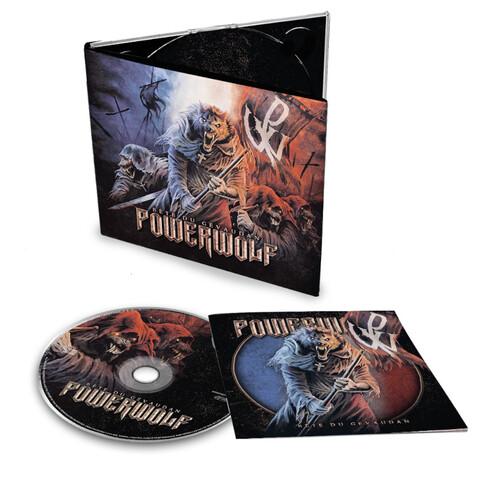 Beast Of Gevaudan (Limited Digipack CD Single) von Powerwolf - CD Single jetzt im Bravado Store