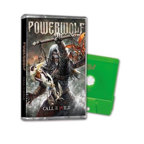 Call Of The Wild (Ltd. Green MC) von Powerwolf - MC jetzt im Bravado Shop
