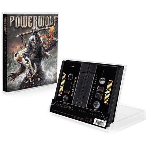 Call Of The Wild (Ltd. Doppel MC) von Powerwolf - MC jetzt im Bravado Store