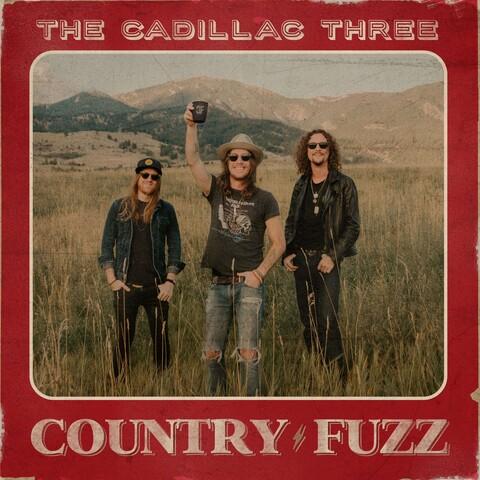 √COUNTRY FUZZ (2LP) von The Cadillac Three - 2LP jetzt im Bravado Shop