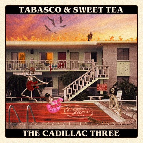 √Tabasco & Sweet Tea (Ldt. Exclusive Album) von The Cadillac Three - CD jetzt im Bravado Shop