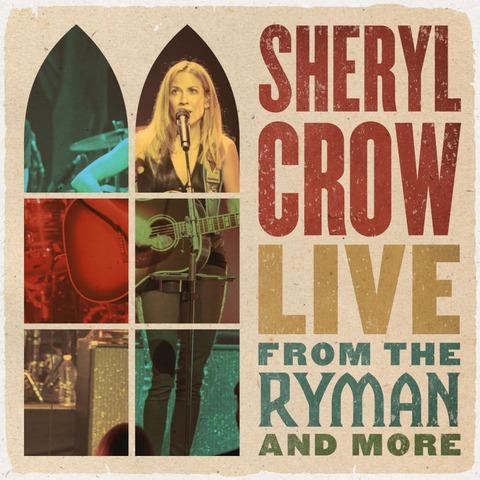 Live From The Ryman & More von Sheryl Crow - 2CD jetzt im Bravado Shop
