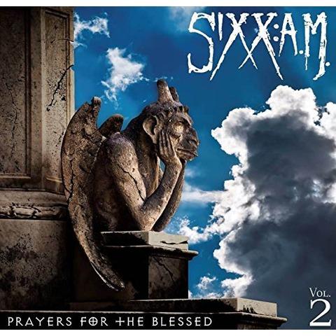 Prayers For The Blessed von Sixx:A.M. - CD jetzt im Bravado Shop
