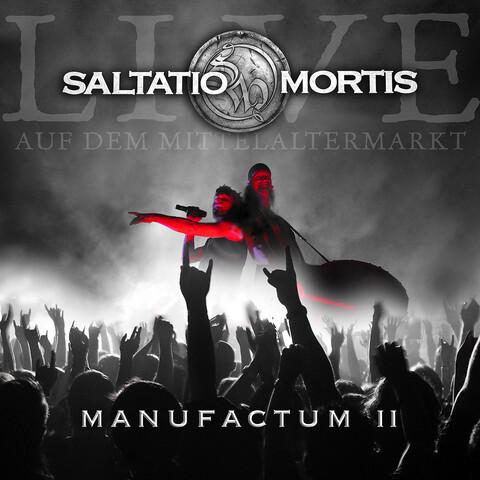 √Manufactum II von Saltatio Mortis - CD jetzt im Bravado Shop