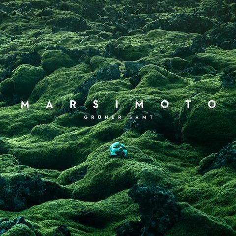 Grüner Samt von Marsimoto - CD jetzt im Bravado Shop