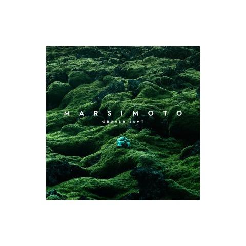 √Grüner Samt von Marsimoto - CD jetzt im Bravado Shop