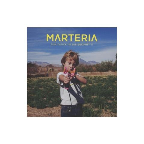 √Zum Glück in die Zukunft II von Marteria - CD jetzt im Bravado Shop