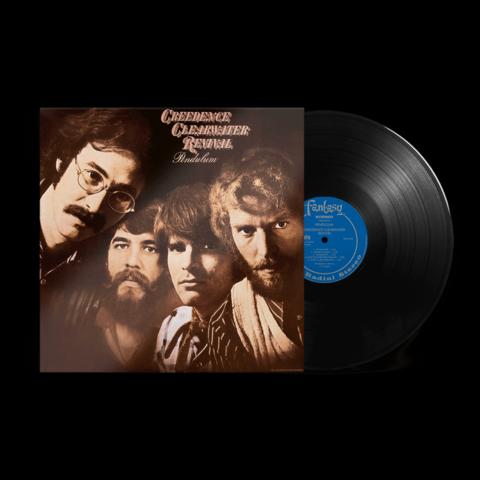 √Pendulum (Half Speed Masters Vinyl) von Creedence Clearwater Revival - LP jetzt im Bravado Shop