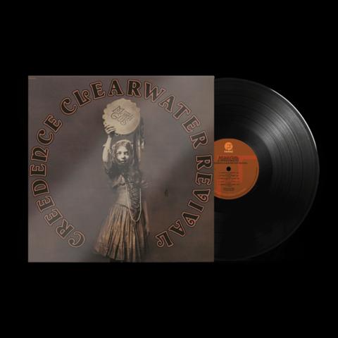 √Mardi Gras (Half Speed Masters Vinyl) von Creedence Clearwater Revival - LP jetzt im Bravado Shop