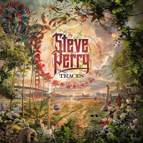 √Traces (Excl. Ltd. Deluxe) von Steve Perry - CD jetzt im Bravado Shop