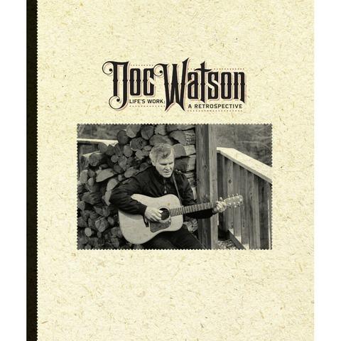 Life's Work: A Retrospective (4CD) von Doc Watson - 4CD Boxset jetzt im Bravado Store