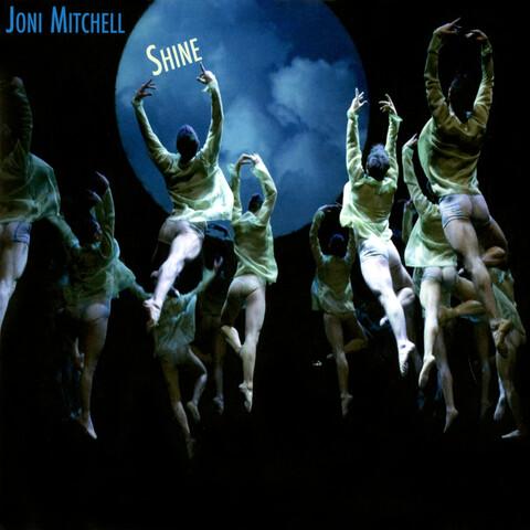 √Shine (LP Re-Issue) von Joni Mitchell - LP jetzt im Bravado Shop