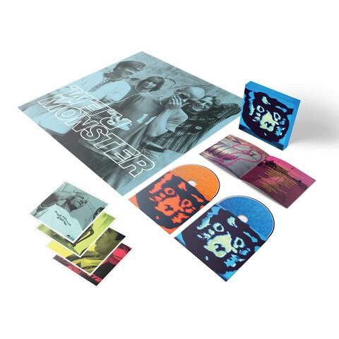 √Monster 25th Anniversary (Album  + Bonus Disc) von R.E.M. - 2CD jetzt im Bravado Shop
