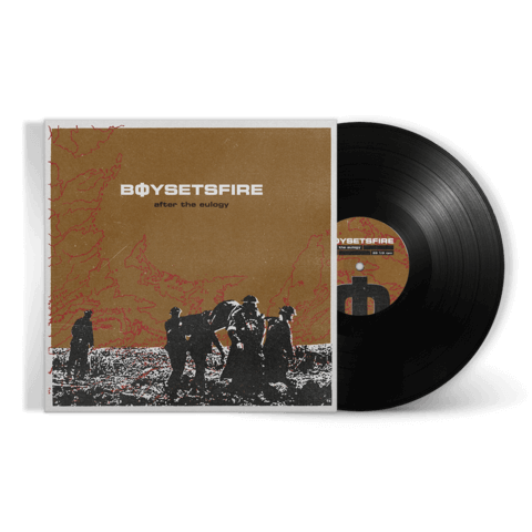 After The Eulogy (LP Re-Issue) von BoySetsFire - LP jetzt im Bravado Shop