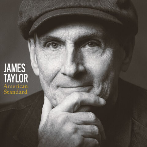 √American Standard (High Fidelity 2LP - limited & numbered) von James Taylor - LP jetzt im Bravado Shop