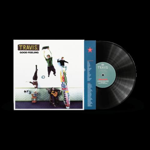 √Good Feeling von Travis - LP jetzt im Bravado Shop