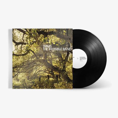 The Invisible Band von Travis - Black Vinyl LP jetzt im Bravado Store