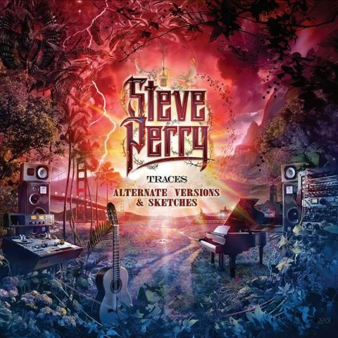 √Traces (Alternate Versions & Sketches - LP) von Steve Perry - LP jetzt im Bravado Shop