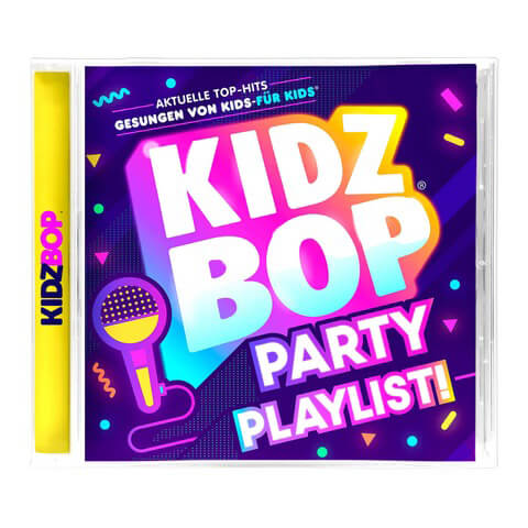 √KIDZ BOP Party Playlist! von KIDZ BOP Kids - CD jetzt im Bravado Shop