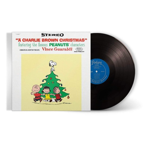 √A Charlie Brown Christmas (70th Anniversary Ltd. LP) von Vince Guaraldi Trio - LP jetzt im Bravado Shop