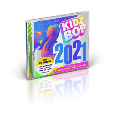 √KIDZ BOP 2021 von KIDZ BOP Kids - CD jetzt im Bravado Shop
