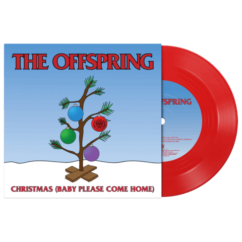 Christmas (Baby, Please Come Home) von The Offspring - Vinyl jetzt im Bravado Shop