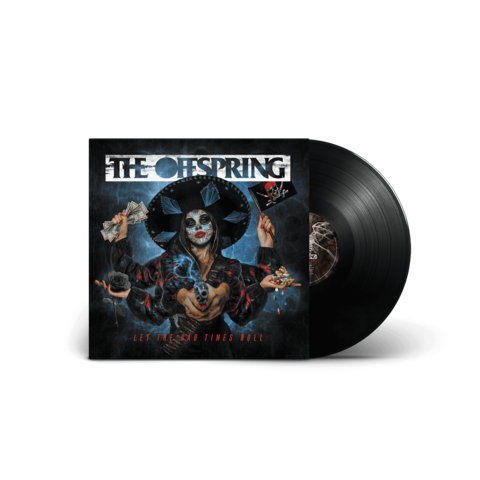 Let The Bad Times Roll (Black Vinyl) von The Offspring - LP jetzt im Bravado Shop