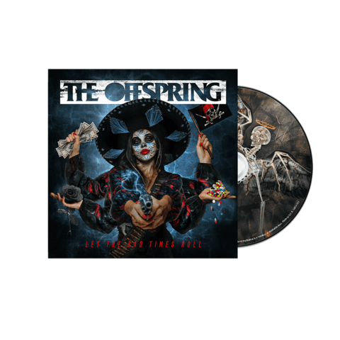 Let The Bad Times Roll von The Offspring - CD jetzt im Bravado Shop