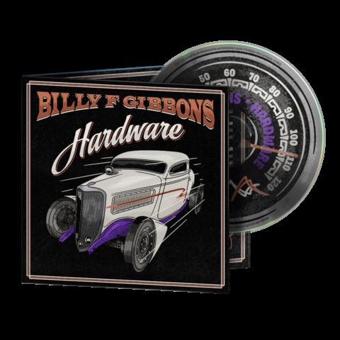 √Hardware (CD) von Billy F Gibbons - cd jetzt im Bravado Shop