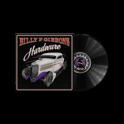 √Hardware (Vinyl) von Billy F Gibbons - lp jetzt im Bravado Shop