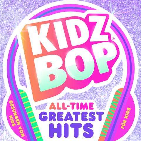 All Time Greatest Hits von KIDZ BOP Kids - CD jetzt im Bravado Shop