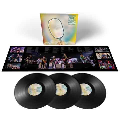 Layla Revisited - Live At LOCKN' von Tedeschi Trucks Band - 3LP jetzt im Bravado Shop