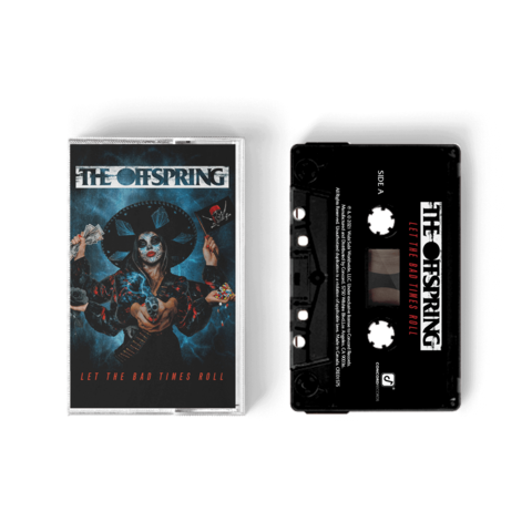√Let The Bad Times Roll (Cassette) von The Offspring - MC jetzt im Bravado Shop