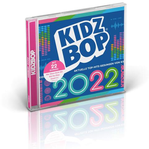 KIDZ BOP 2022 von KIDZ BOP Kids - CD jetzt im Bravado Store