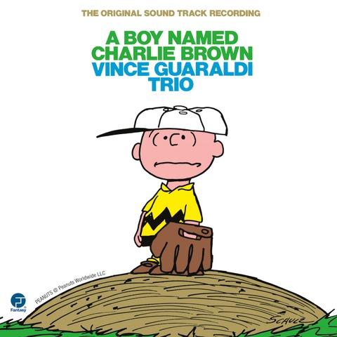 A Boy Named Charlie Brown (Limited LP + Baseball Card Set) von Vince Guaraldi Trio - LP jetzt im Bravado Store