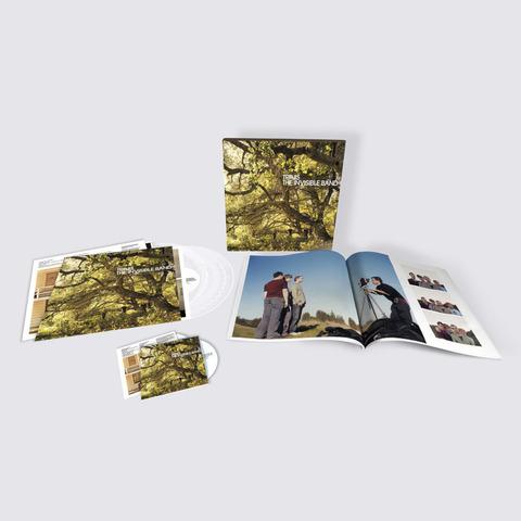 The Invisible Band von Travis - 2LP/2CD Deluxe Boxset jetzt im Bravado Store