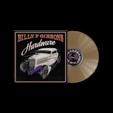 √Hardware (Ltd Gold Vinyl) von Billy F Gibbons - lp jetzt im Bravado Shop
