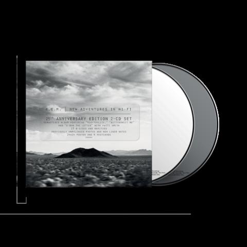 New Adventures In Hi-Fi (25th Anniversary Edition) (2CD) von R.E.M. - 2CD jetzt im Bravado Store